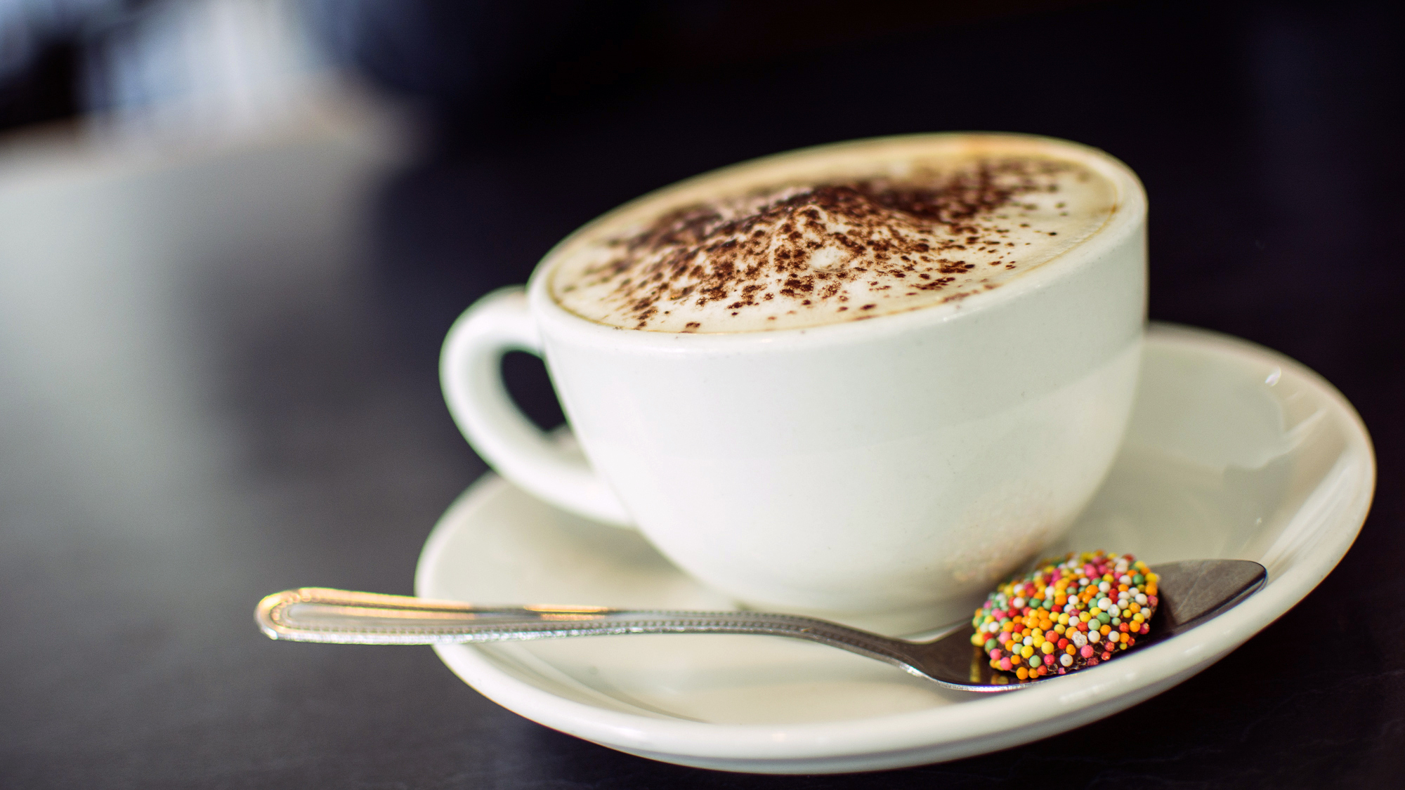 drink-cappuccino-coffee-mocha-candy-cup-saucer-spoon-sweet-picture-hd-wallpaper-